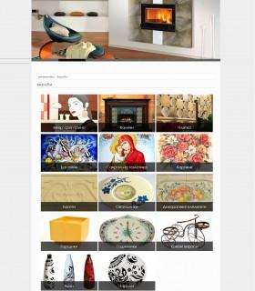 «Арт-Керамика» — эксклюзивная керамика ручной работы