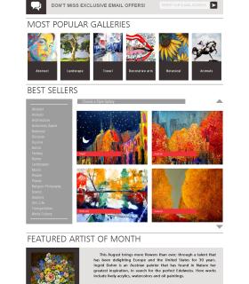 «Artist Be» — художественные работы на любой вкус