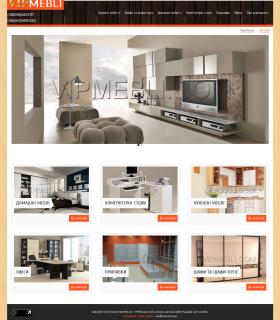 «VIP Mebli» — Продажа и изготовление мебели