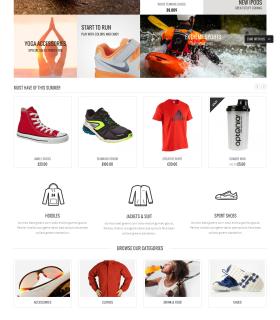 «Mindig» — магазин спортивних аксесуарів