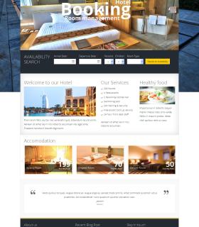 «Hotel diamond» — сайт отеля