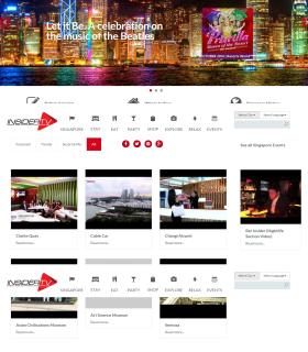 «Insider TV» — каталог закладів міста