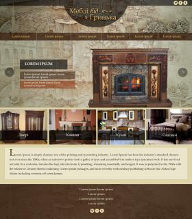«Меблі від Гринька» — интернет магазин мебели