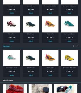 «Skis» — інтернет-магазин взуття