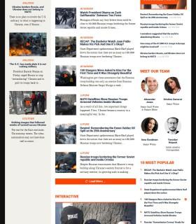 «A-Bomb» — Портал новин від Webbook