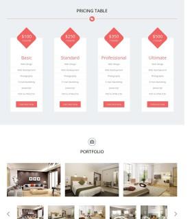 «Wego»— Бизнес сайт для креативного агентства