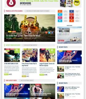 «News Code» — Магазин медіа та ігор