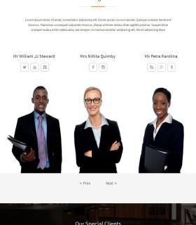 «Dream Home» — сайт агентства нерухомості