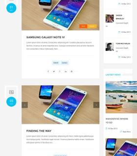 «Zamad» — Персональный сайт. Совместная работа