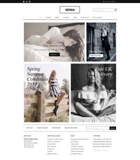Sensa — интернет-магазин