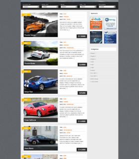 Fabseries — интернет-магазин автомобилей