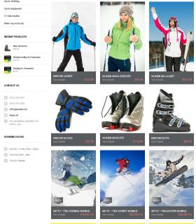 Winter outfits — интернет-магазин снаряжения