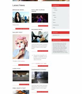The Newswire — сайт информационного издания