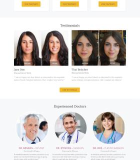 Cosmedical – сайт центру косметичної хірургії