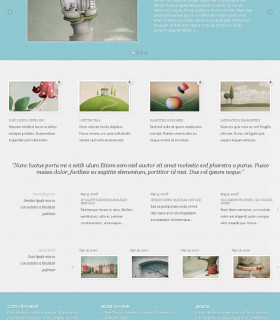 Feather – сайт компании