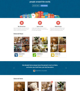 Makery — сайт пекарни