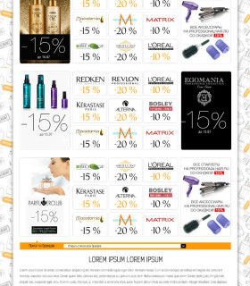 Beaty discount center — интернет-магазин косметики